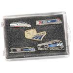 50th Anniversary Pins-PKG5