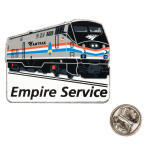 Empire Service Lapel Pin~
