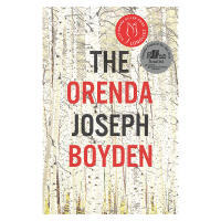 The Orenda by Joseph Boyden<br><b><font color=red >Canada Reads 2014 WINNER!<b>