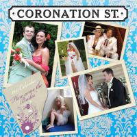 2015 Coronation Street Wall Calendar