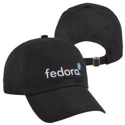 Fedora Unstructured Cap