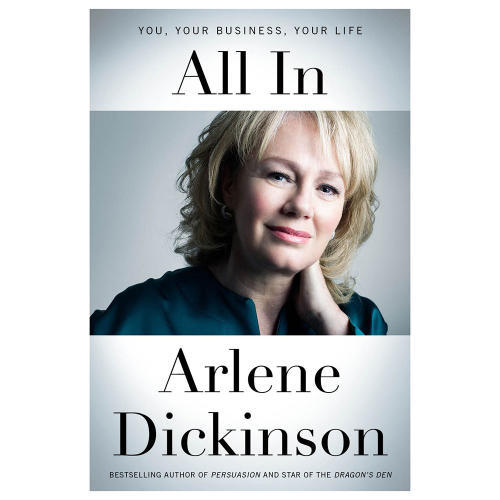 All In (Arlene Dickinson)